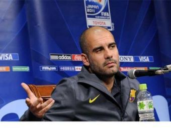 """Guardiola? N-are ce cauta aici!"" Fostul antrenor al Barcei, umilit de fani! Doar 2% l-au vrut la echipa! Echipa MAGICA pe care nu o va putea antrena niciodata:"