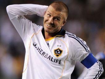 Beckham semneaza un contract EXTRATERESTRU pentru finalul carierei! Ce echipa ii da un salariu de SEIC in 2013