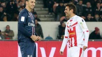 Mutu il BANTUIE pe Zlatan! Miliardarii de la PSG au inghetat cu ziarul in mana! Revenirea FABULOASA care il face pe Mutu sa castige pariul cu Ibrahimovici