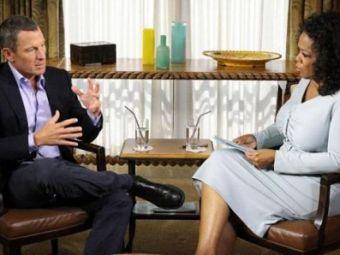 PREMIERA! Lance Armstrong a recunoscut ca s-a DOPAT! Interviul asteptat cu sufletul la gura! Ce a spus la Oprah: