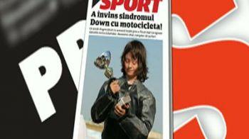 Vineri in PRO Sport: un pusti senzatie a invins boala si a devenit CAMPION pe motocicleta!