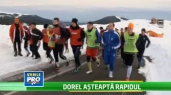 Dorel Stoica se antreneaza in munti pentru ultima provocare din cariera! Vrea la Rapid si in nationala! Cum il impresioneaza pe Piturca
