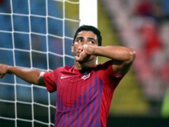 OFICIAL! Rocha a ramas la Steaua si spera sa joace in urmatorul amical! Cum a refuzat definitiv plecarea la Pandurii: