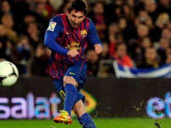 Messi 4X4! Barcelona 5 - 1 Osasuna! Valdes a luat gol din out! :) Messi a marcat de patru ori! Osasuna a jucat in 10, dar a dominat in primele 10 minute!