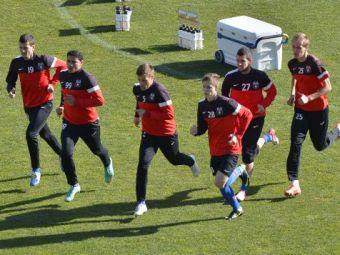 """Becali s-a trezit cu un nou 'Tibi Balan' in lot! Un jucator de pe lista neagra a Stelei refuza sa plece: """"Ne-a spus ca vrea sa ramana pana la finalul contractului"""""""