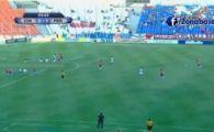 VIDEO: Gol ULUITOR din lovitura libera de la 35 de metri: Un pusti de la U20 a lasat tot stadionul cu gura cascata!