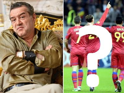 """INCREDIBIL! Becali a ramas fara sfaturi pentru prima data de cand a cumparat Steaua :) """"Nu am nicio idee!"""" Ce problema l-a bagat in ceata pe Gigi:"""