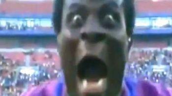 INFRICOSATOR! Reactia nebuna a unui portar de nationala! Ce a fost in stare sa faca in fata camerei, in direct la TV! VIDEO