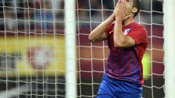 Steaua a luat gol la ULTIMA FAZA intr-un amical in care Reghe a bagat echipa a doua! Vezi toate fazele din Steaua 0-1 Mlada Boleslav