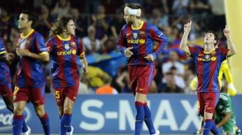 Barcelona pregateste o mega mutare in vara! Vilanova i-a gasit inlocuitor lui Puyol si da 30.000.000! Ce super campion ajunge pe Nou Camp: