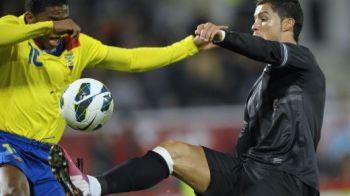 La Real e ZEU, la nationala traieste un cosmar! A dat un gol dupa o faza SENZATIONALA insa Portugalia a fost ucisa in 10min! Cel mai stupid autogol din 2013! VIDEO