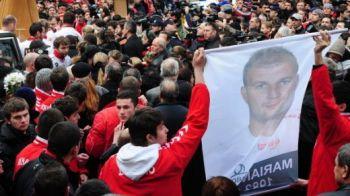 VIDEO Patru ani de la moartea lui Marian Cozma! Cum a fost comemorat de fostii colegi de la Dinamo: