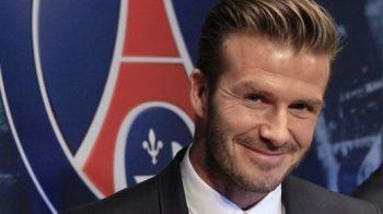 Beckham are salariu mai MIC decat Banel! Francezii au aflat cat castiga la PSG! Cum dribleaza taxele imense din Franta: