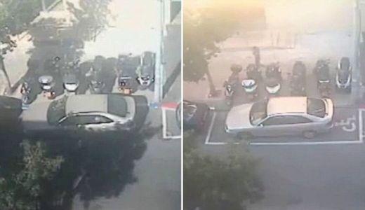 Farsa INCREDIBILA! Ce a patit o femeie care a parcat in fata casei ei depaseste orice imaginatie! VIDEO: