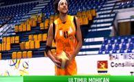 Cel mai exotic baschetbalist din Romania joaca la Timisoara! Uriasul american are un bunic indian, care a trait intr-o rezervatie din America! Povestea de film: