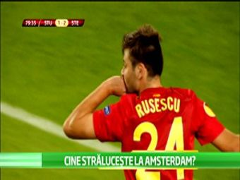 Reghe e suparat pe Rocha, pariorilor nu le pasa! Brazilianul are cota mai mare decat Rusescu sa inscrie primul gol cu Ajax! Cum arata cotele: