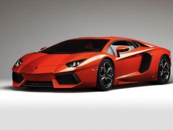 FOTO Cel mai URAT Lamborghini Aventador! Cadoul de Ziua Indragostitilor care i-a lasat masca pe toti! Cum sa faci asa ceva?