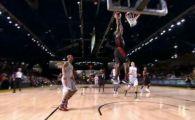 Usain Bolt e GENIAL: A reusit un SUPER DUNK care i-a lasat masca pe jucatorii din NBA! Nici nu s-a fortat: VIDEO