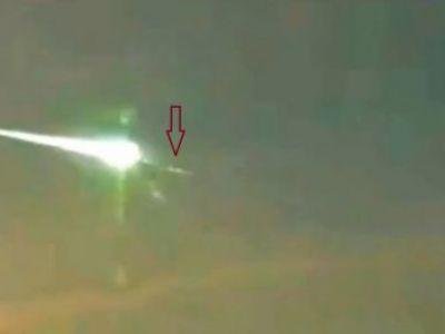 Detaliul care ti-a scapat pana acum: Asteroidul care a cazut in Rusia a fost DISTRUS in aer! VIDEO