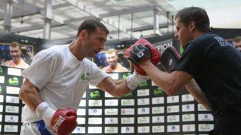 Super FOTO Spartanul Bute se pregateste IN IADUL INGHETAT pentru batalia cu Pascal! Cu ce antrenamente vrea sa bage frica in 'DUSMANI':