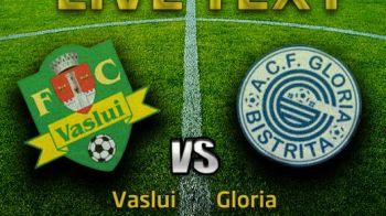 Chin TERIBIL pentru Vaslui! Sanmartean a egalat in minutul 90+4 din penalty! Hizo TREMURA! FC Vaslui 1-1 Gloria Bistrita