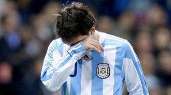 """Cadou UNIC pentru Messi! """"Pentru el i-am pus numele, pentru ca e cel mai bun din lume!"""" Cel mai frumos gest facut de un RIVAL:"""