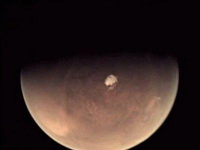 """Cum vede Curiosity """"locul"""" de unde a fost lansat: NASA a primit primele fotografii cu Pamantul vazut de pe Marte:"""