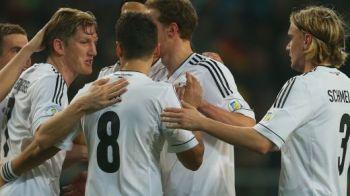 From Rio with Low! Kazahstan 0-3 Germania, meci de Mondial! Nemtii n-au avut mila, Muller a reusit o dubla! VIDEO REZUMAT