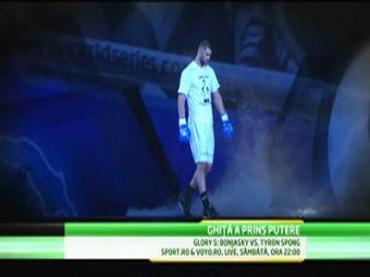 Ghita a ajuns nume sarbesc! Un fan din Serbia i-a cerut voie vicecampionului mondial sa-i puna copilului sau numele Ghita!