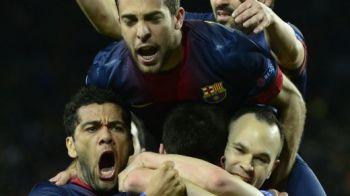 Veste de COSMAR pentru Barcelona! Au pierdut un jucator indispensabil pentru meciul cu PSG! Ce a patit unul dintre jucatorii care au UMILIT Milanul: