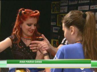 Fetele la putere! Cele mai tari domnisoare din skandenberg se bat la Campionatul National! VIDEO