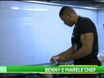 """Benny Adegbuy vrea sa participe la MasterChef! Reteta cu care ii da peste pe jurati: """"Ma incrunt la ei si o sa-mi zica DA!"""""""