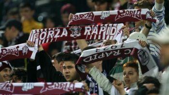 Rapidistii sunt disperati sa scape de Copos: I-au facut invitatie speciala lui Gruia Stoica pe stadion si vor sa faca SHOW! Ce promisiune au facut inaintea derby-ului cu Steaua: