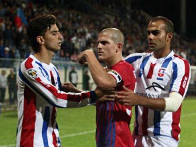O echipa din Franta si-a trimis scouterii la Otelul - Steaua! Cei doi mijlocasi ce pot ajunge in Ligue 1 dupa meciul de luni seara: