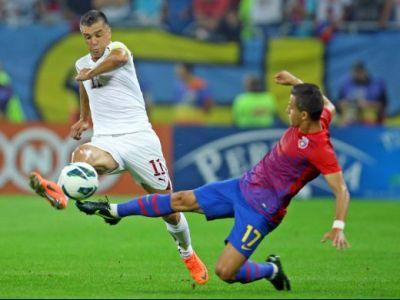 """Pancu este pregatit de MARELE RAZBOI: """"O sa facem un meci mare cu Steaua! Abia astept partida asta!"""" Ce asteptari are dupa derby:"""