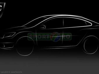 EXCLUSIV ProMotor de 1 aprilie! Primele imagini si schite cu 3 modele noi Dacia: GT, Roadster si Duster cabrio!
