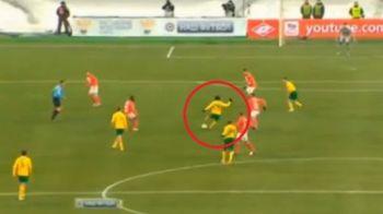 Dan Petrescu a creat un MEGA FOTBALIST! Un jucator luat de la Ajax a dat golul ANULUI in Rusia! Spectatorii au ramas masca: VIDEO