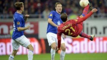 VIDEO: Golul MINUNE din FOARFECA dat de Chiriches, COPIAT la PERFECTIE de un brazilian! Vezi executia fantastica cu care a uimit Europa: