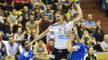 Ziua in care handbalul e REGE | Oltchim plange dupa o repriza MIZERABILA! Romania se poate califica in finala dupa un meci PERFECT in Ungaria! Toate fazele din Oltchim 22-24 Gyor