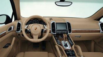 FOTO: Iata-l! Primele imagini cu noul SUV de la Porsche! Cayenne ramane in istorie! Ce masina il inlocuieste: