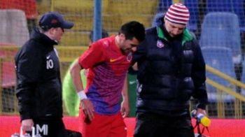 EXCLUSIV! Ce s-a intamplat cu Parvulescu dupa ce a fost suspect de perforare a plamanilor! MESAJUL transmis de tatal sau de la spital: