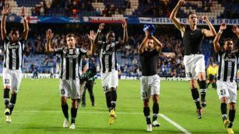 Alianta intre doua echipe URIASE! Juventus profita de criza din Grecia si 'cumpara' o echipa de mare traditie! Prima masura: