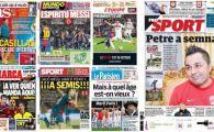 TITLURILE ZILEI | AS: Casillas, OFERTAT! Le Parisien: Merci Paris! Ce spun ziarele din Europa dupa noaptea MAGICA din Liga:
