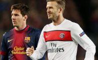 David Beckham e EURO KO: Si-a predat armele in fata lui Messi cu declaratia asta! Vezi ce a zis dupa meci: