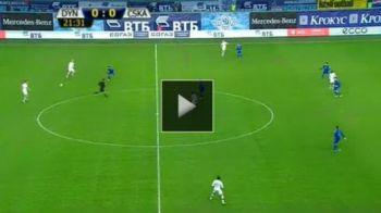 Dinamo 0-0 CSKA Moscova! Dan Petrescu continua lupta pentru Liga! Fanii au facut o atmosfera magica! Vezi golul cu care CSKA putea da lovitura: arbitrul a fluierat ofsaid