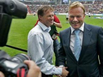 Waalwjik 1-1 Feyenoord! Bataie in familia Koeman: cele doua LEGENDE ale Olandei s-au intalnit la Waalwijk! VIDEO REZUMAT: