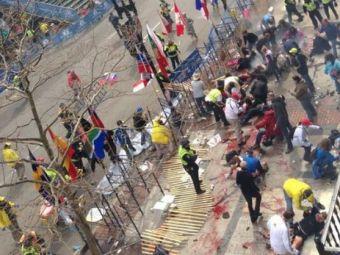 ATAC TERORIST la Maratonul din Boston! UPDATE: ALERTA la New York! Mii de politisti au fost scosi pe strazi! Panica MAXIMA in intreaga America: