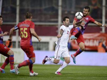 Steaua vrea sa EXPORTE 2 jucatori in Italia la vara: Bourceanu si Latovlevici! Cele trei cluburi din Serie A care ii vrea pe stelisti: