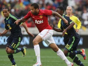 """L-a luat de pe strazi si l-a facut STAR; el se tine de glume! Fotbalistul HOMELESS al lui United i-a socat pe englezi: """"Nici nu stiam ce caut acolo sau ce zice Ferguson!"""""""