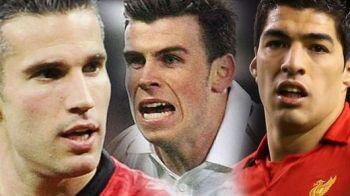 Lista scurta a celor 6 candidati pentru trofeul 'Jucatorul Anului in Premier League'! Cine merita sa castige?